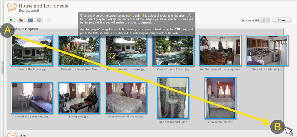 Tutorial 2: Resizing Images In Picasa 3