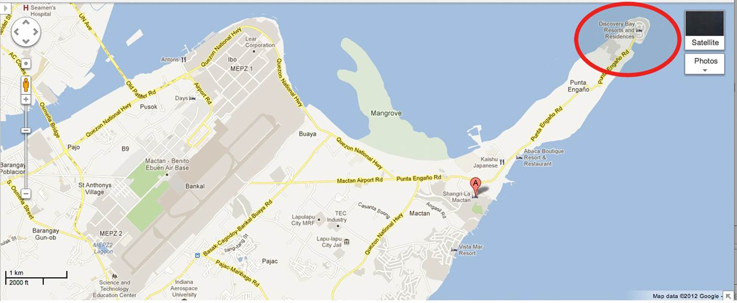 Hotel Cebu Airport