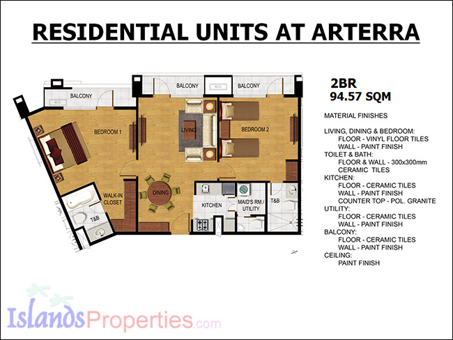 Arterra residences ocean front condo units for sale code for 10 milner business court 3rd floor