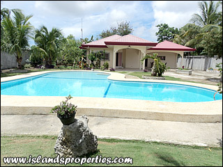 Residential house and lot with swimming pool for sale - Swimming pool equipment philippines ...