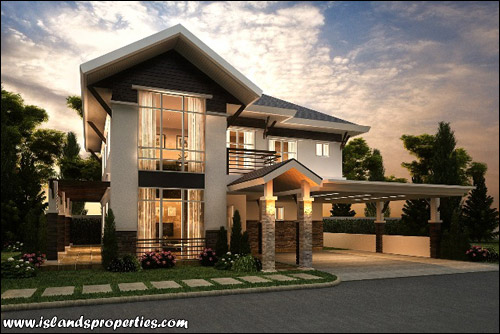 Lombardy house and lot for sale code rh 6260 cebu for Cebu home designs