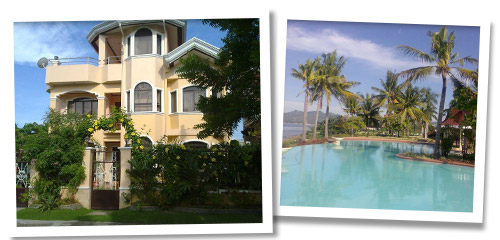 Rush Sale: Beautiful House and Lot with Seaview for Sale