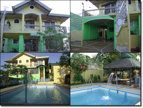 2 Storey House W Pool For Sale Code Rh 6058 Antipolo City Rizal Philippines