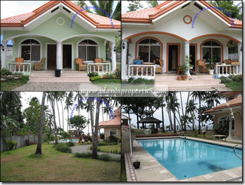 Beach house unit for rent code rbf 2008 zamboanguita for Beach property philippines